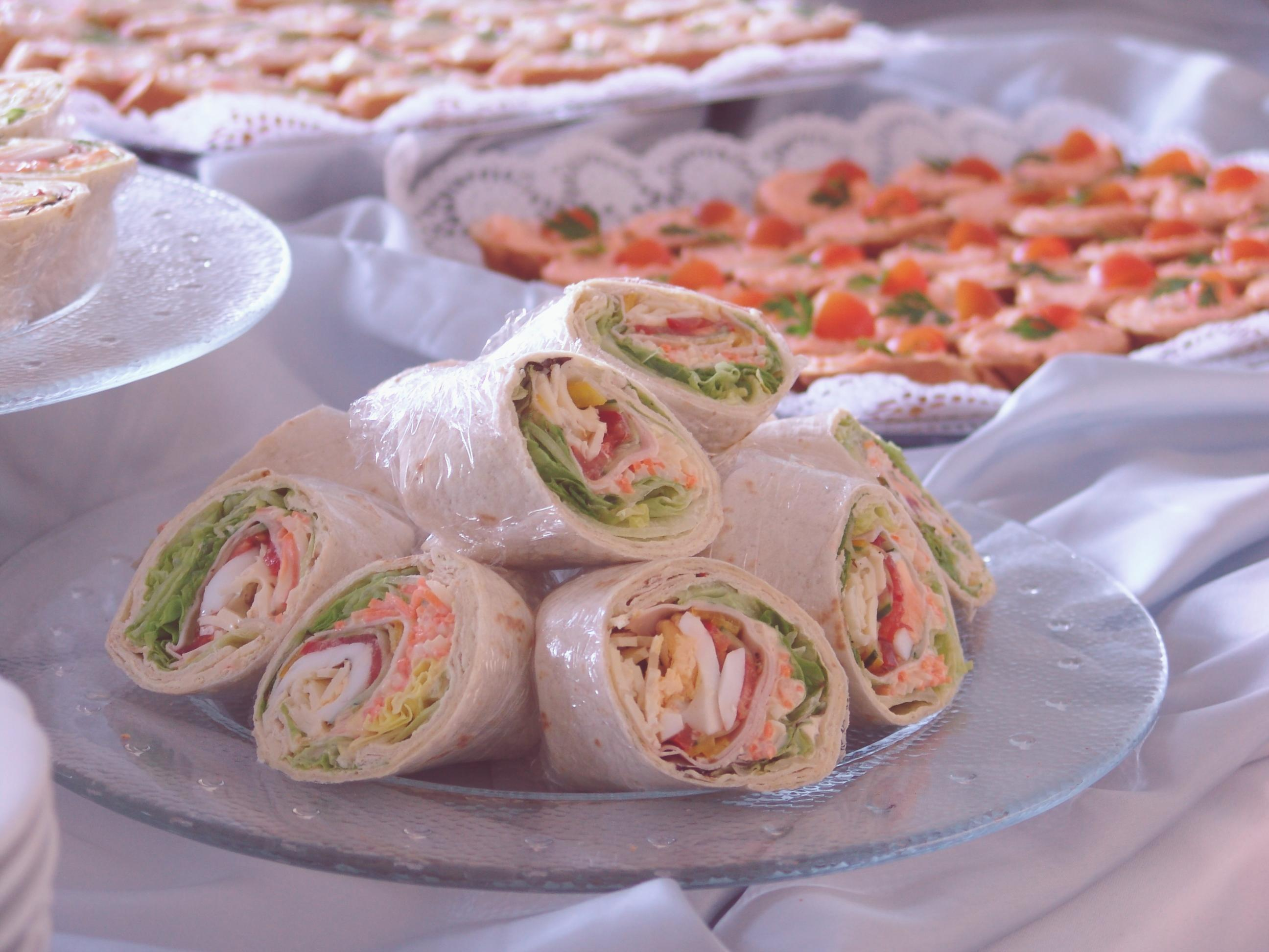 Party Catering Services North East