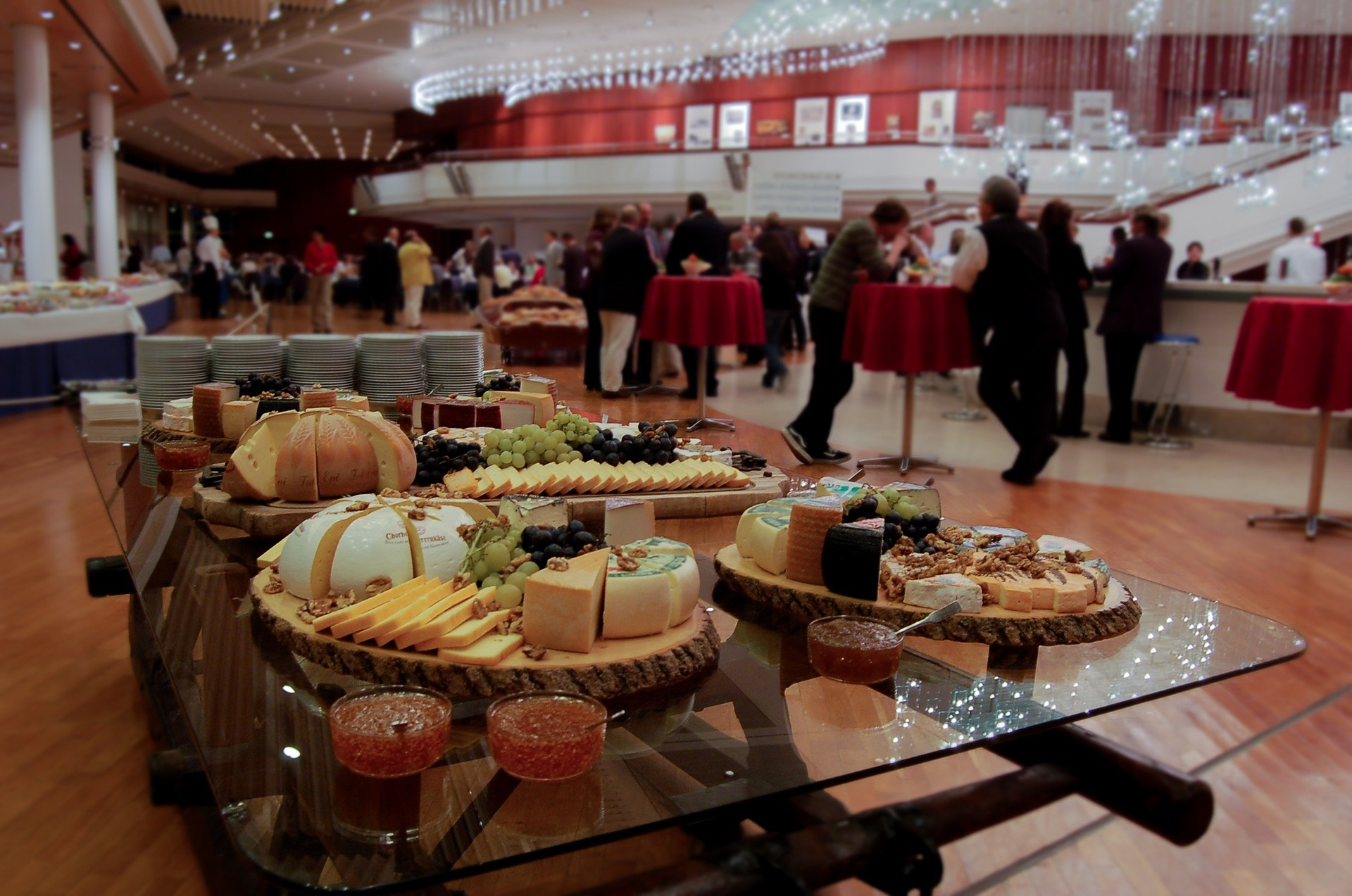 Catering for North East Business Events