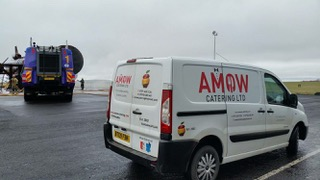 Amow Catering Newcastle International Airport Training Academy